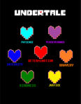 Undertale - The Seven Souls by delshady