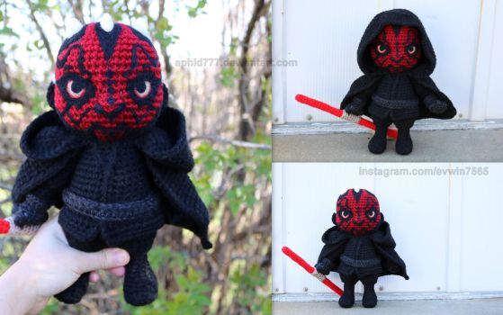 Darth Maul by aphid777