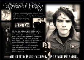 gerard tribute by maidenofwar