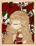 Rose Maiden by pange