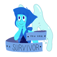 you are a survivor * su by ghost8oy