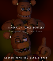Don't mess with the FuseBear by EverythingAnimations