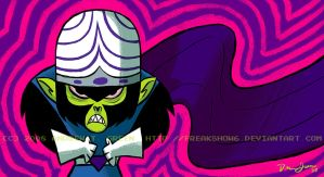 Villain Month - 30 - Mojo Jojo by DrewGreen