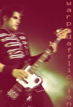 Mikey Way vs. 1 by warpedaffliction