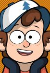 Dipper Pines by Thuddleston