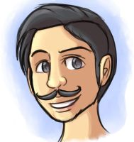 Simon Gotch by Azuroru