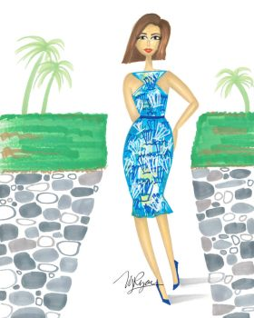 Resort Collection: The Arrival by fragmentx