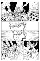 StarWars:Clone Wars comic page by UltimateRubberFool