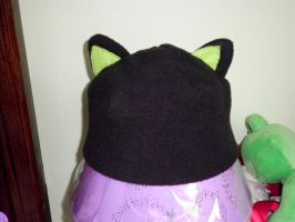 My Kitty hat by greengal14