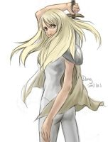 CLAYMORE by Dang8600