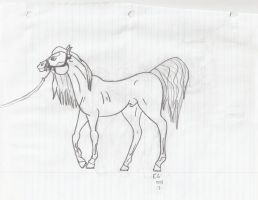 Akhal Teke Staillon by FilleDePatriote