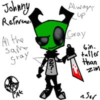 Johnny Reference by JuicyJuiceHypotenuse