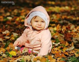 Autumn Baby by PhotographsByBri