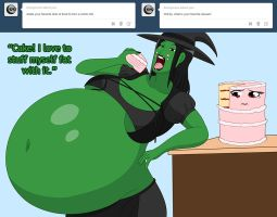 Ask: Cake by Green-Glutton