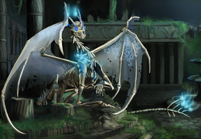 Commission: Oragor by Raironu