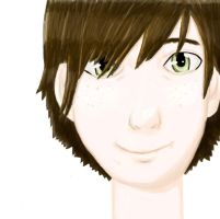 HTTYD: Hiccup by Inside-a-box