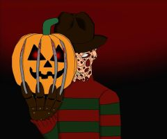 Halloween 2015! (Freddy Krueger) by FnafFan2000