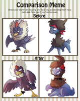 comparison by WindFlite