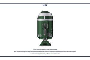 Droid R2-X2 by WS-Clave