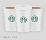 Varmt - Starbucks icon by Fpsdown