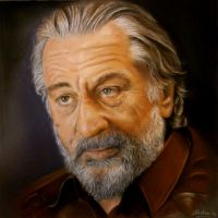 Robert de Niro by CristinaC75