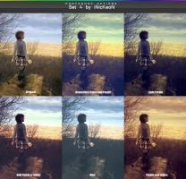 Photoshop Action Set 4 by iNicKeoN