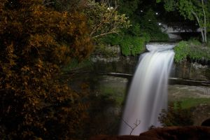 Minnehaha Falls by quasi-Virtuoso
