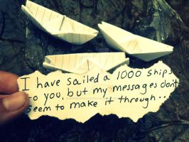 1000 Ships 2 by hourglass-paperboats