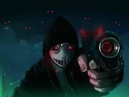 masked silencer by jimmi10k