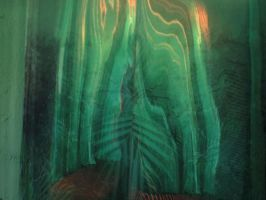 Green Abstract by FiLH
