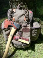 Bushcraft gear by NUListONE