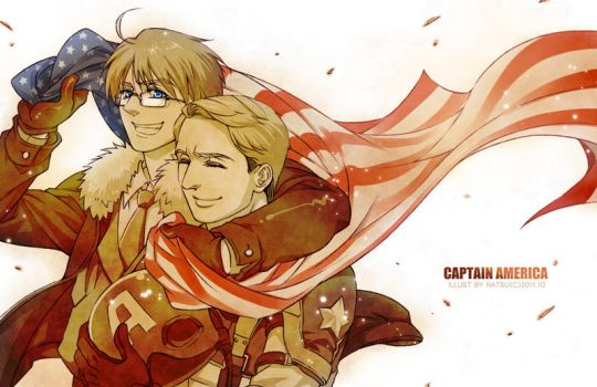 APH-Captain America by Athew