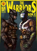 THE WARRIORS 095 by dragoneliu