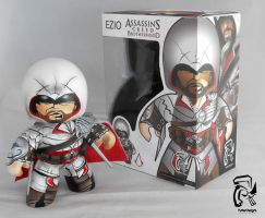 Assassin's Creed Brotherhood by FullerDesigns