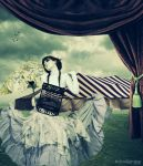 circus attraction by NajlaQamber