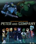 Peter and Company Halloween 2013: Pacific Rim by PeterAndCompany