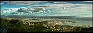 Trieste Panorama 1 by bluebeat76