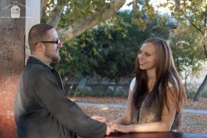 Peter and Renata - in october, 2013 -3 by morpheus880223