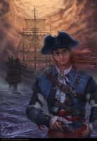 Sea Adventures - Book Cover by Azot2014