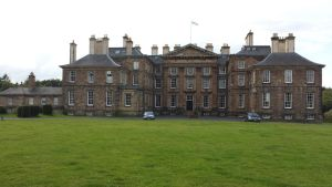 Dalkeith House by ElfMischief