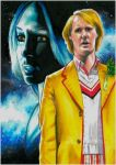 Doctor Who and the Princess of Darkness by Hognatius