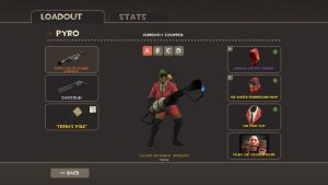 Newest Pyro Loadout by toamac