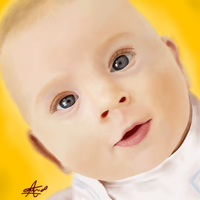 A Baby by accasperberry3