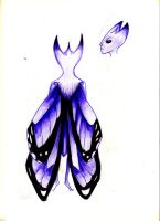 Purple Mothwing Pixie by BlazeTheConqueror