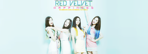 RED VELVET : FACEBOOK COVER by ExoticGeneration21