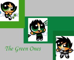 The Green Ones by LilMichelleChii