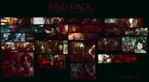 PSD PACK by josebal
