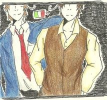 Brothers by Roello-G