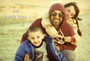 My family 2013 by tr7l0o