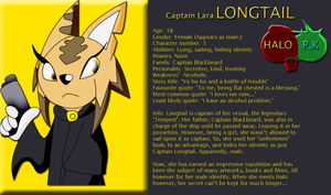 H+P Profile - Longtail by ARTic-Weather
